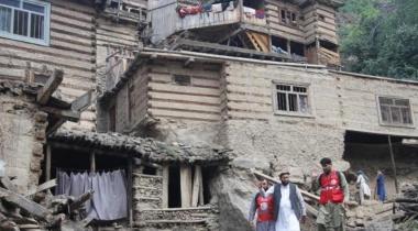 أفغانستان: مصرع ۱۱۳ شخصا وفقدان ۱۱۰ آخرین جراء فيضانات