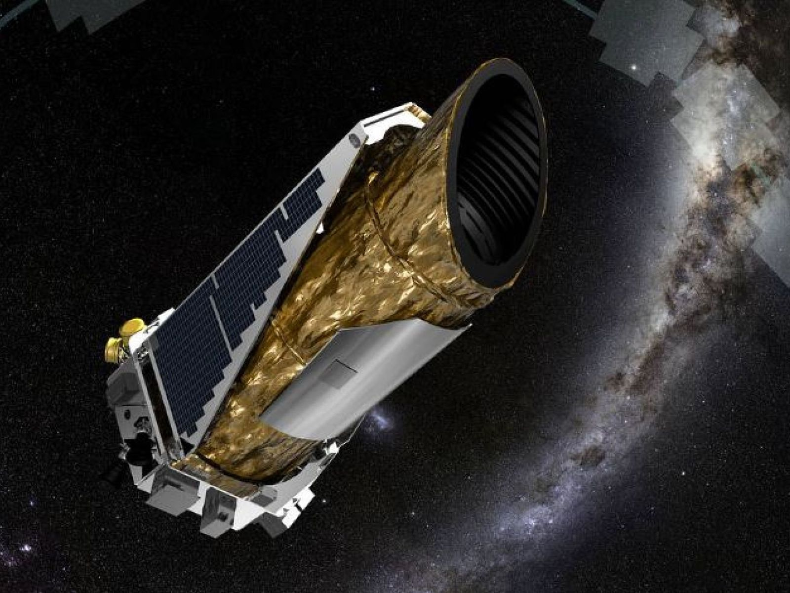 Kepler is a retired space telescope launched by NASA to discover Earthsize planets orbiting other stars Named after astronomer Johannes Kepler the spacecraft was