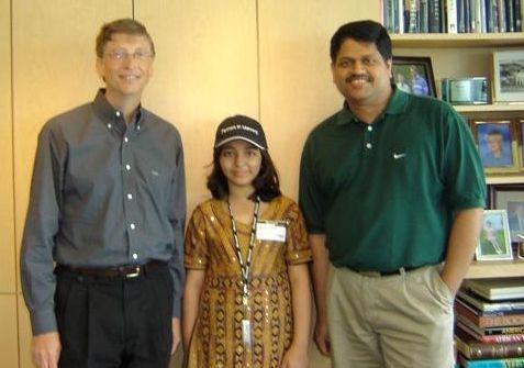 Most intelligent daughter of Pakistan, Arfa Karim's 7th