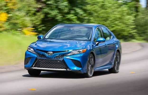 Toyota has introduced 2018 version of Camry