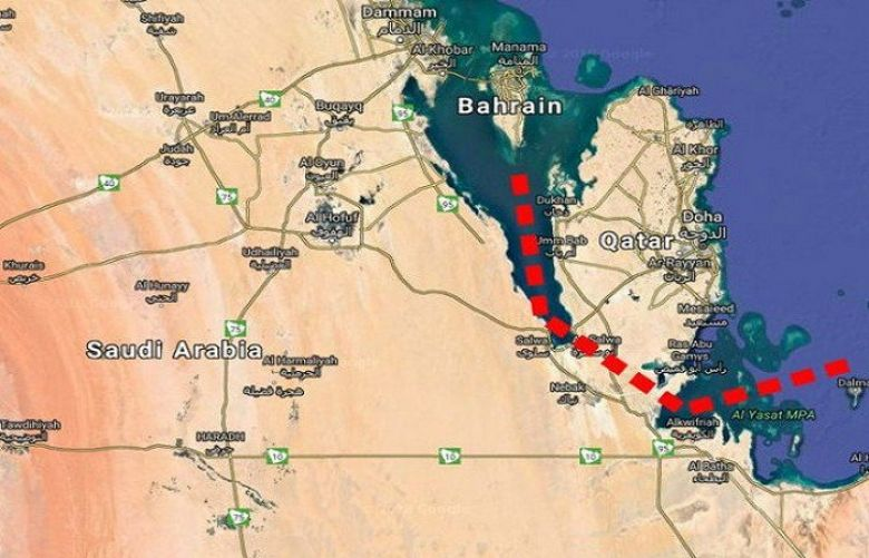 Saudi Arabia to turn Qatar into island by digging new canal