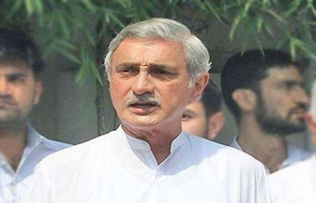 Tareen demands ruling PTI make Ali Zafar's report public
