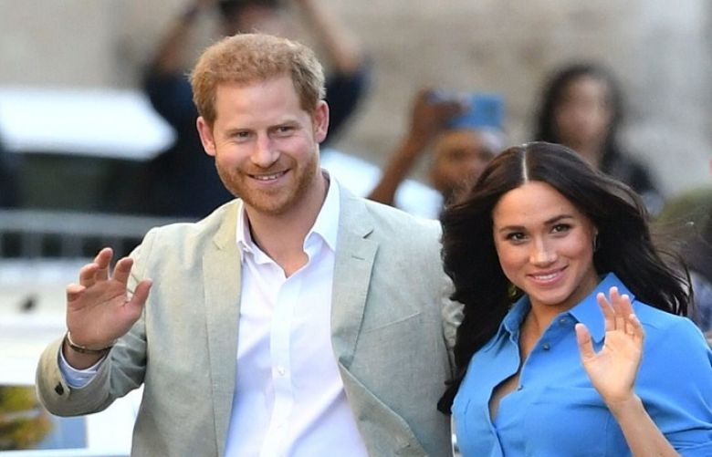 Britain's Harry and Meghan will no longer to use Highness title