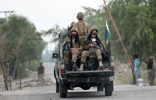 3 soldiers martyred, 5 wounded as roadside bomb explodes in South Waziristan
