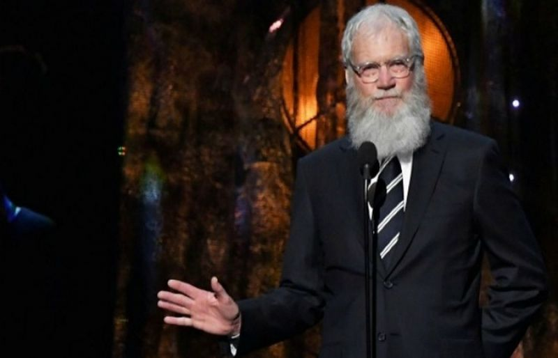David Letterman is coming out of retirement to host Netflix