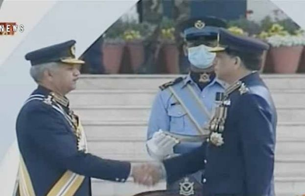 Air Marshal Zaheer Ahmed Babar assumes command as Chief of the Air Staff