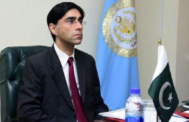 National Security Adviser Moeed Yusuf