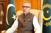 Eid ul Fitr: President Alvi grants special remission in sentences for prisoners