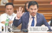 Boxer-turned-politician Pacquiao to run for Philippines president