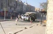 1 police official martyred, 13 injured in blast near Balochistan University