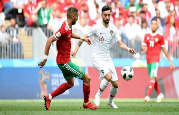 Portugal Beats Morocco in FIFA WC