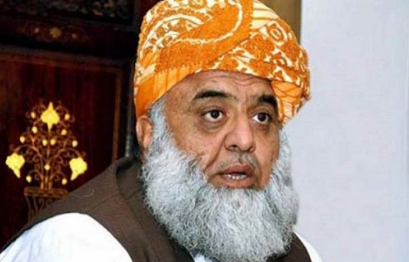 Maulana Fazl-Ur-Rehman left Minister's enclave after 13 years - SUCH TV