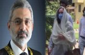 Justice Qazi Faez Isa and his wife Sarina Isa tested positive for COVID-19