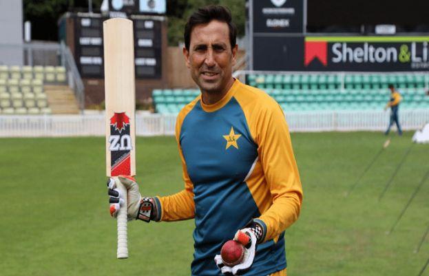 Pakistan batting coach Younis Khan