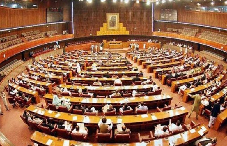 NA unanimously passes bill for universities to teach Holy Quran in Urdu language