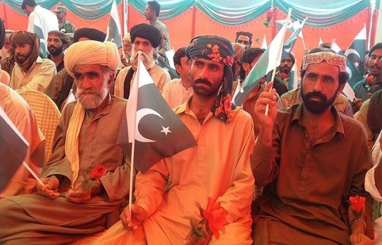 Key militant commander of banned BLA surrenders