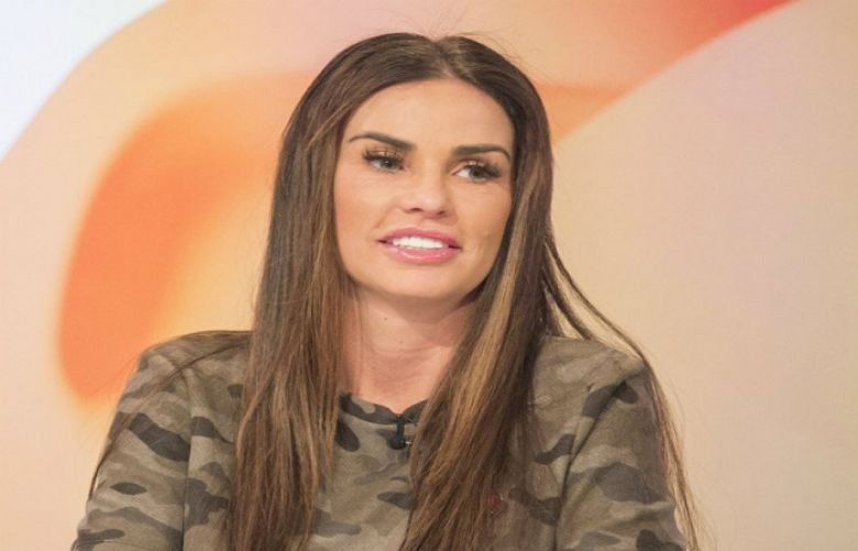 Katie Price guilty to driving while disqualified