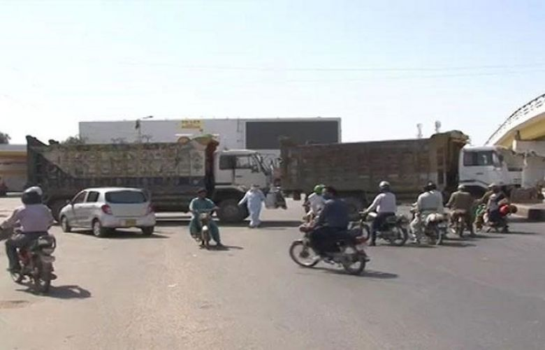 Parts of Karachi sealed to curb coronavirus spread