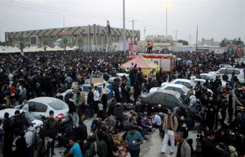 Millions of Muslims marching to Iraq's Karbala for Arba'een rituals