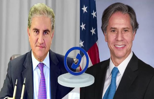 US Secretary of State discusses Afghan situation with FM Qureshi