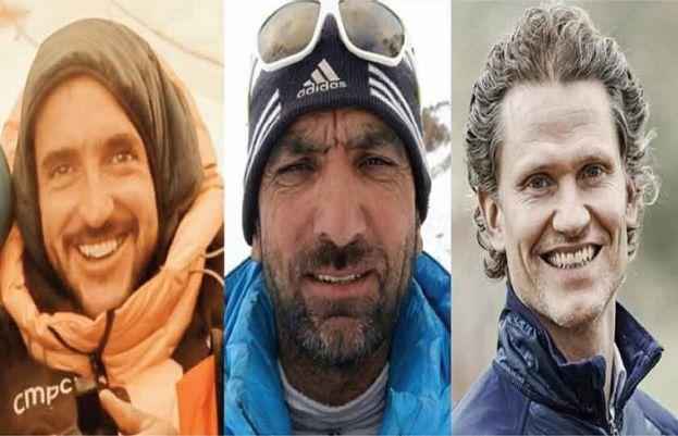 Bodies of legendary Ali Sadpara, Snori and Mohr found on K2