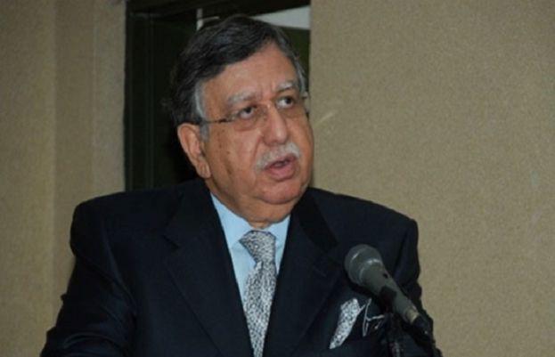Finance Minister Shaukat Tarin