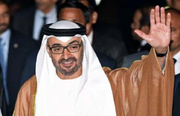 Crown Prince of Abu Dhabi Sheikh Mohammed bin Zayed Al Nahyan