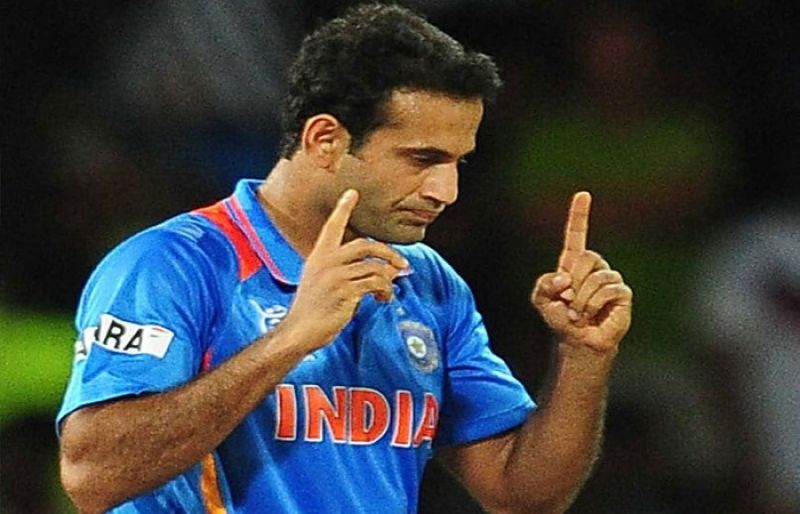 Indian all-rounder Irfan Pathan announced his retirement from cricket