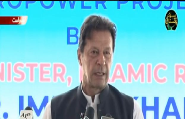 PM Imran Khan laments lack of long-term planning by previous govts