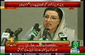 Last one year of PTI Govt was Journey of Stability of Pakistan: Dr Firdous Awan