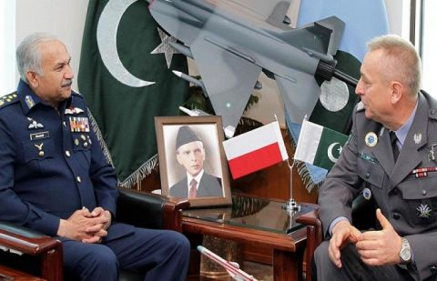 Pak, Poland agree to enhance mutual collaboration and defence ties