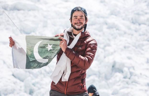 19-YEAR-OLD PAKISTANI MAKES WORLD RECORD BY SCALING K2