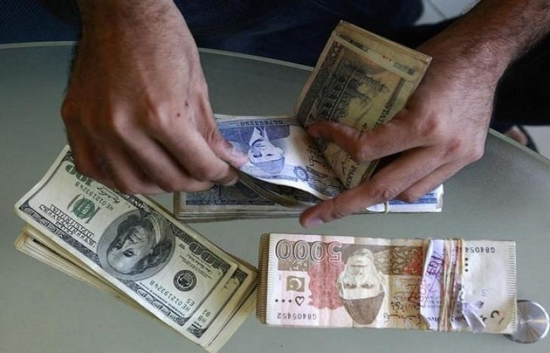 Pakistani rupee inches further up against US dollar in interbank, open markets