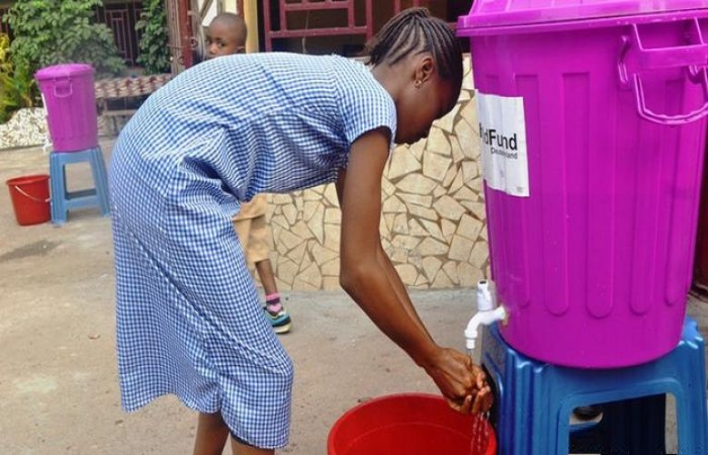 Simple hand-washing can prevent diarrhoea