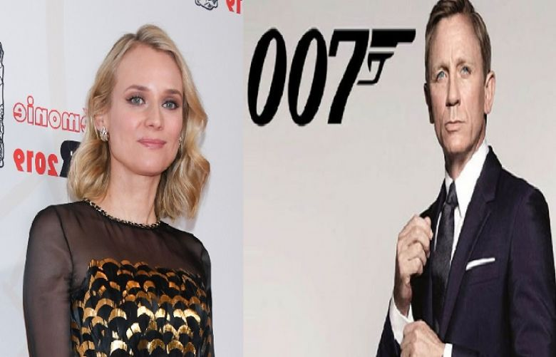 Dream of playing the role of female James Bond, Diane Kruger reveals
