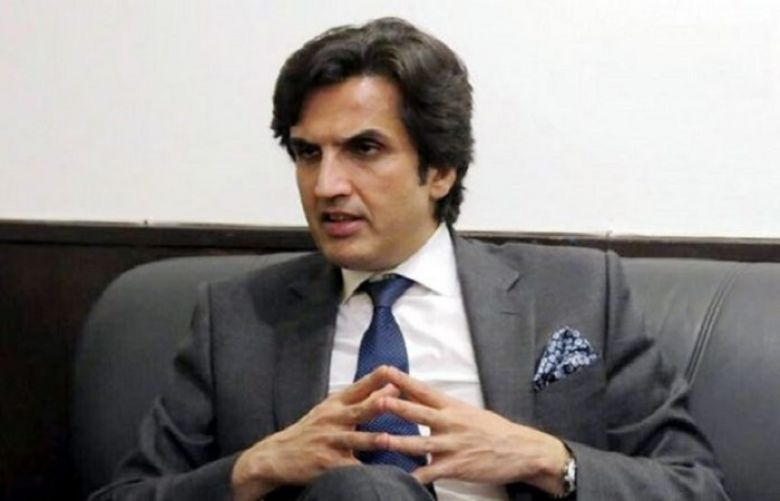 Federal Minister for Planning and Development Makhdoom Khusro Bakhtiar