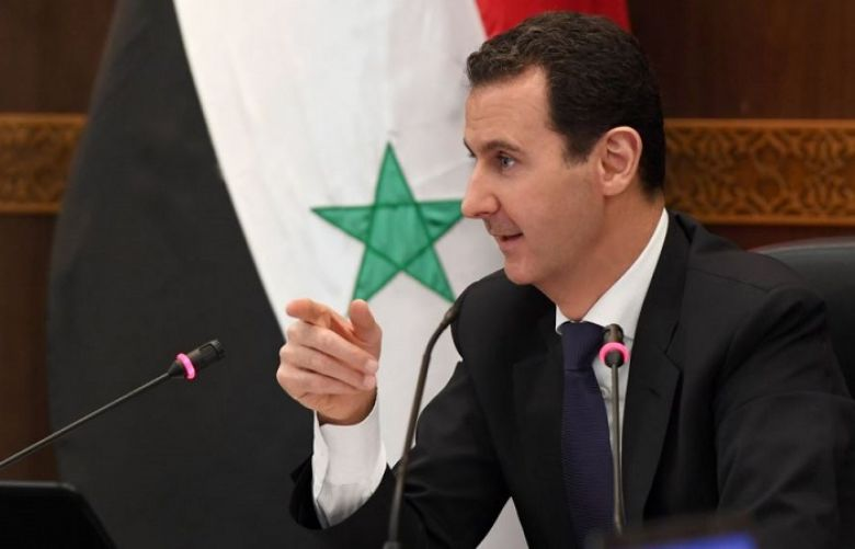 Assad blasts Turkey's support for terror groups in Syria
