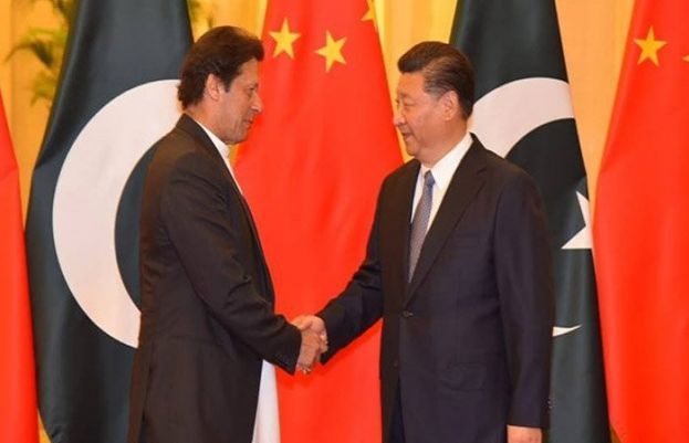 PM Imran Khan lauds Chinese president's leadership on 'combatting climate change'