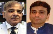 Govt grants one-day extension in Shehbaz, Hamza's parole