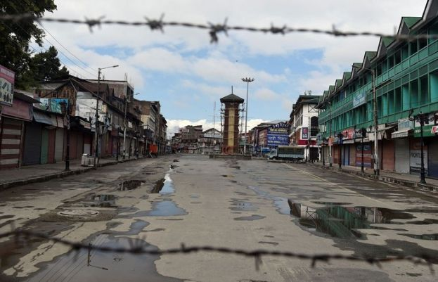 100th Day of Curfew in Indian Occupied Kashmir
