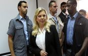 Netanyahu's wife admits criminal wrongdoing in meals catering case