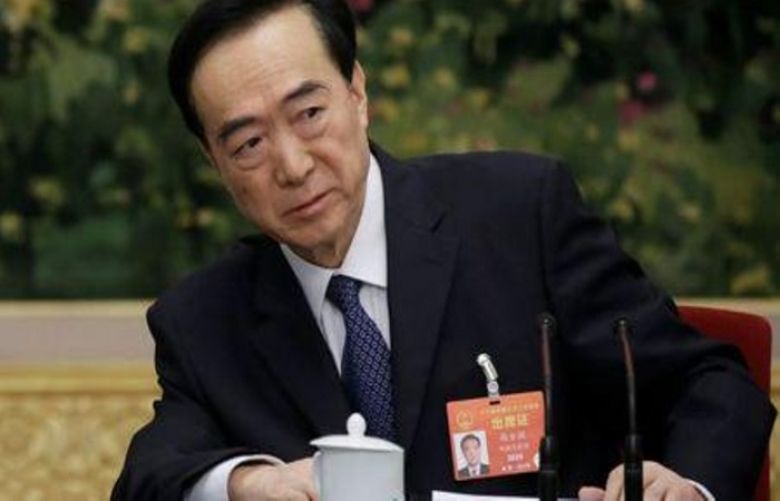 U.S. sanctions highest ranking Chinese official yet over Uighur rights