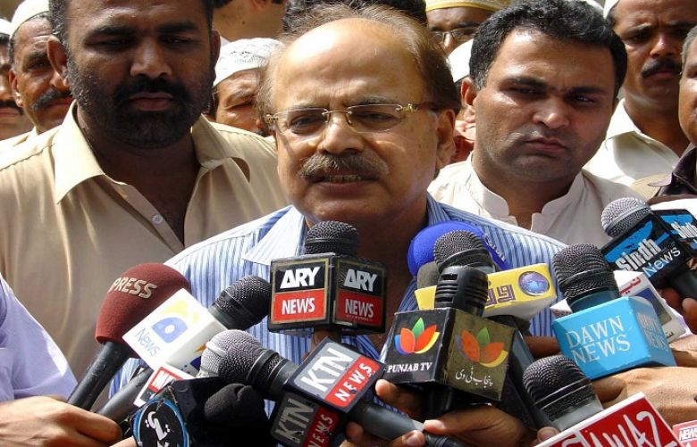 Pakistan Peoples Party (PPP) Manzoor Wassan
