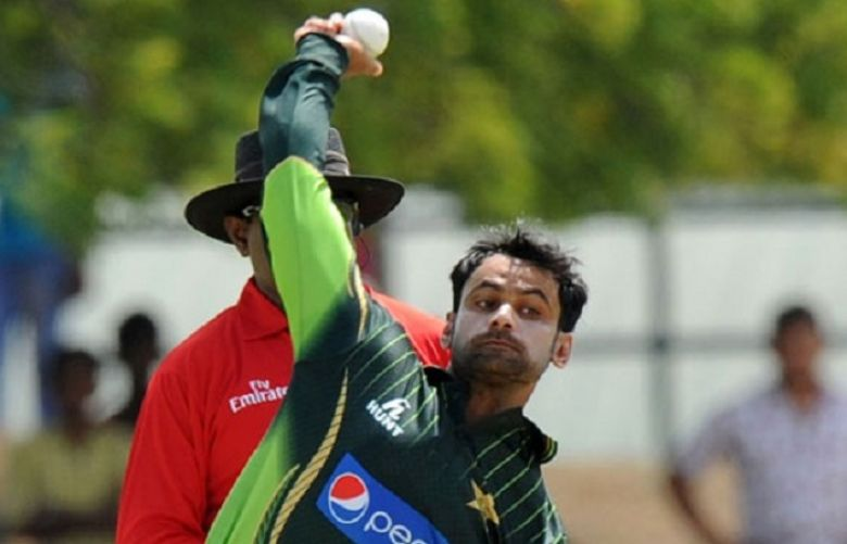 Hafeez Moves To London For Bowling Action Test