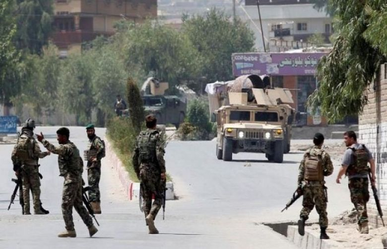 At least 10 killed in Afghan attack, fighting over