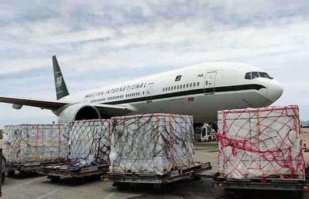 Sinopharm vaccine doses reached Islamabad from Beijing