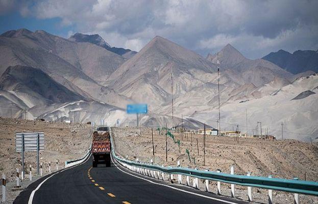 Gilgit-Shandur Expressway project