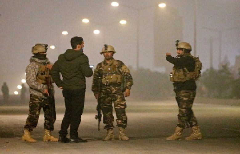 43 killed after gunmen storm Intercontinental Hotel in Kabul