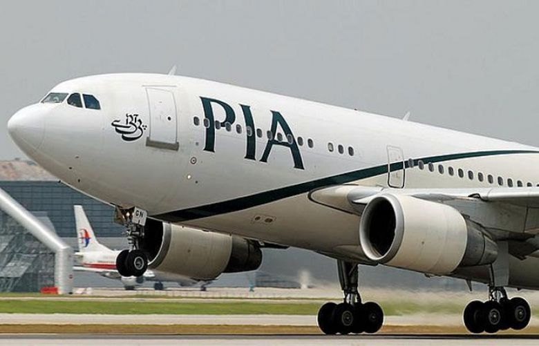 PIA plane 'taken away to Germany by ex-CEO' sold for over Rs190m