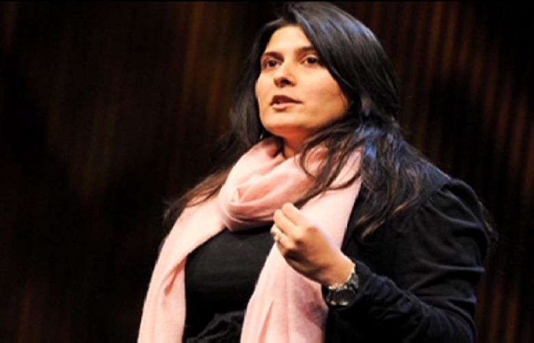 Pakistani filmmaker, Sharmeen Obaid Chinoy